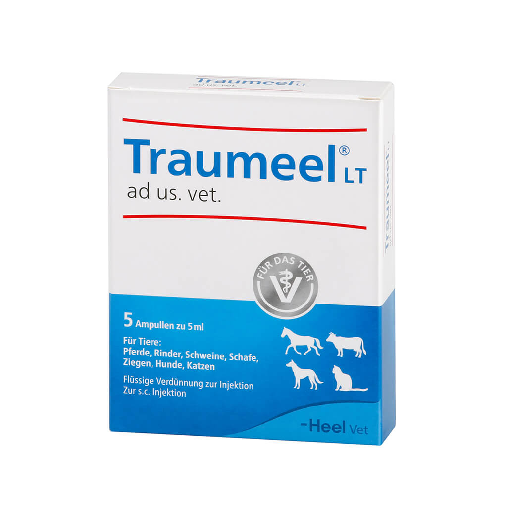 Traumeel® LT ad us. vet. 5 x 5 ml